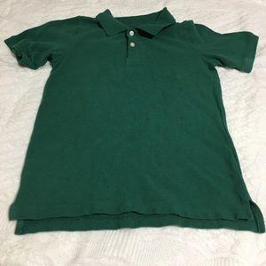 Carter's Hunter Green Polo Shirt Size 8 Kids
